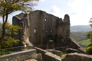 canossa castle itinere